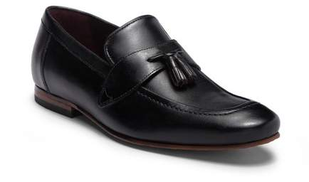 Ted Baker Grafit Leather Tassel Loafer