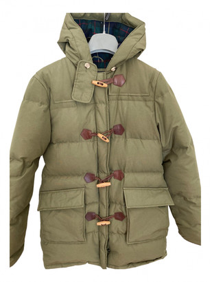 Penfield Green Cotton Jackets