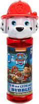 Little Kids Paw Patrol 4-pk. Marshall Bubble Heads Bubble Pack by
