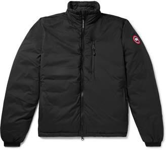 Canada Goose Lodge Nylon-Ripstop Down Jacket