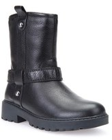 Geox Toddler Girl's 'Casey' Moto Boot
