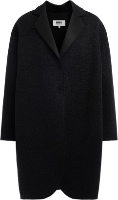 MM6 MAISON MARGIELA Coat Over Model Black