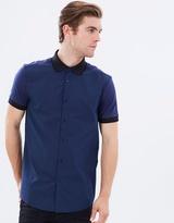 SS Jersey Collar Shirt
