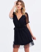 Valerie Mesh Dress