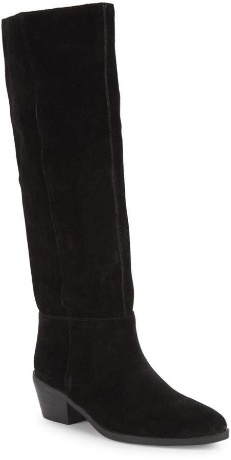e4e040d9514 Chasity Suede Knee-High Boots