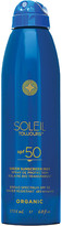 Soleil Toujours Organic Sheer Sunscreen Mist SPF 50 in Neutral.