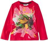 Nickelodeon Boys Teenage Ninja Mutant Hero Turtles NH1274 Long Sleeve Top