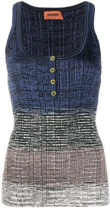 Missoni Knitted Sleeveless Top