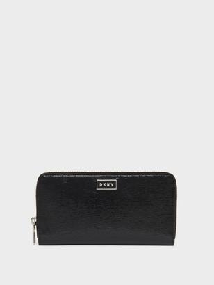DKNY Gigi Large Zip Around Wallet