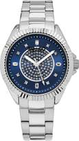 SO & CO New York 5237.2 Women's Madison Dress Analog Watch with Dial and Silver Band