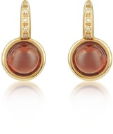Tagliamonte Mia & Beverly Garnet and Diamond 18K Rose Gold Earrings