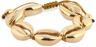 Tohum Design Large Faux Puka Shell Bracelet