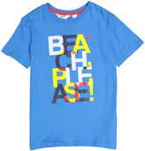 Original Penguin Bermuda Blue 'Beach Please!' Tee - Boys