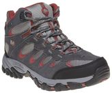 Merrell New Mens Grey Ridgepass Mid Suede Boots Lace Up