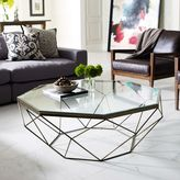 west elm Geometric Coffee Table