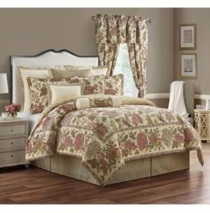 Rose Tree Amalia 4 Piece Comforter Set, Queen Bedding
