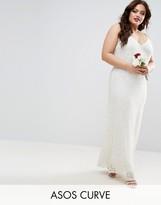 Asos BRIDAL Cami Embellished Maxi Dress