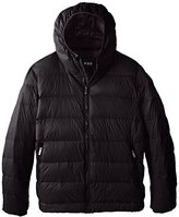 London Fog FOG by Men's Tall Guilford Down Puffer Jacket