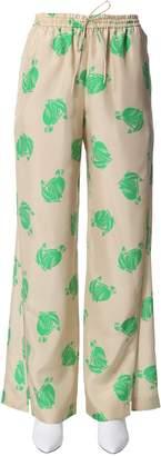 Lanvin wide pants