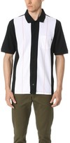 Obey Keystone Button Front Polo Shirt