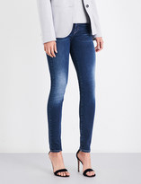 Armani Jeans Push up-fit skinny mid-rise jeans