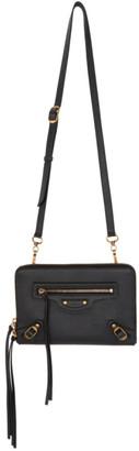 Balenciaga Black Small Neo Classic Pouch