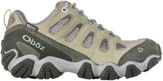 Kathmandu OBOZ Womens Sawtooth II Low B-DRY Hiking Shoes