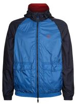 Armani Jeans Reversible Hooded Jacket