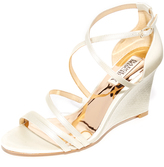 Badgley Mischka Bonanza Wedge Sandals