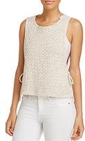 Eileen Fisher Organic Cotton Apron Vest - 100% Exclusive