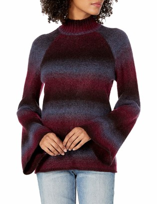 Kensie Women's Ombre Touch Sweater