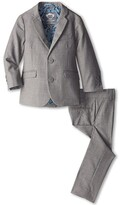 Appaman Kids Two Piece Lined Classic Mod Suit (Toddler/Little Kids/Big Kids) (Mist) Boy's Suits Sets