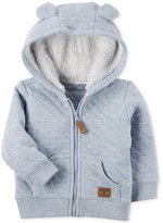 Carter's Hooded Fleece-Lined Quilted Jacket, Baby Boys (0-24 months)