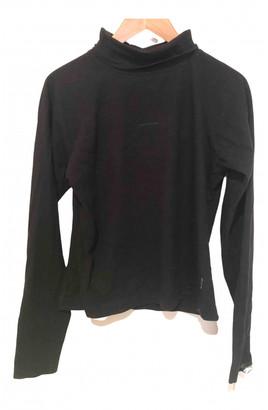 MHI Black Cotton Tops