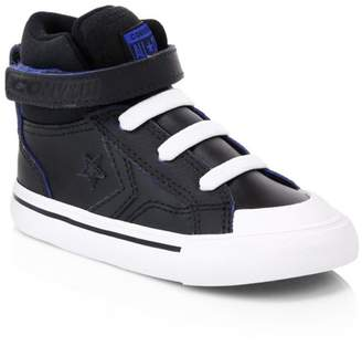 Converse Baby's & Little Boy's Pro-Blaze Strap Leather High-Top Sneakers