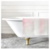 """DENY Designs Social Proper Basking Bath Rug Pink (2""""x3"""")"""