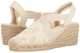 Toni Pons Terra-F (Ecru Florinda) Women's Shoes