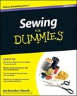 sewing-sewing for dummies 3rd edition