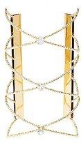 Charlotte Russe Plus Size Embellished Oversize Cuff Bracelet