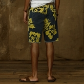 Denim & Supply Ralph Lauren Purau Floral Utility Short