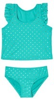 Hula Star Toddler Girl's Twinkle Star Two-Piece Tankini Swimsuit