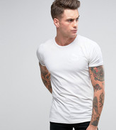 Puma Muscle Fit T-Shirt In Grey Exclusive To Asos