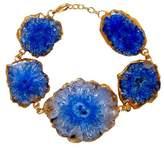 """Mela Artisans Semi-Precious Stone Bracelet """"Reef Runner"""""""