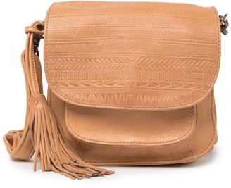 Day & Mood Sandi Leather Crossbody Bag