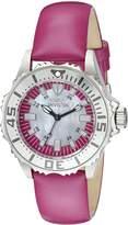 Invicta Women's 18490 Pro Diver Analog Display Swiss Quartz Pink Watch