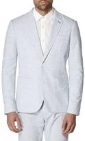 Original Penguin Horizontal Stripe Jacket