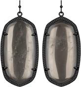Kendra Scott Danielle Earrings in Mirror Rock Crystal