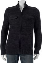 Apt. 9 Men's Modern-Fit 4-Pocket Full-Zip Sweater