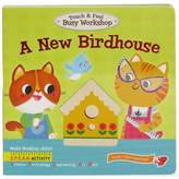 Cottage door press A New Birdhouse, Touch & Feel Board Book by Cottage Door Press