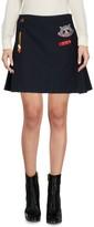 Mira Mikati Mini skirts